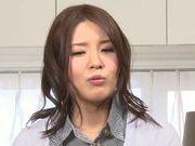 Naughty teen Miho Uemura loves getting teased