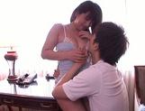 Astounding Yuki Misa enjoying deep penetration sex picture 12