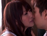 Astounding Yuki Misa enjoying deep penetration sex picture 4