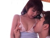 Astounding Yuki Misa enjoying deep penetration sexasian anal, asian babe}