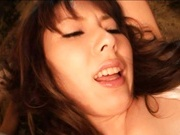 Beautiful Yui Hatano strokes cocks, sucks and fucks hard!