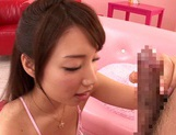 Cum Hungry Yui Fujishima Gives Head And Swallows Like A Champ picture 14