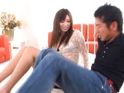 Saki Ayanao Hot Asian MILF enjoys a hard fucking
