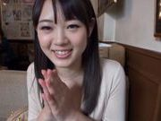 Sexy teen Kokoro Harumiya masturbation and hot fucking