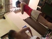 Ruka Ishikawa sexy Asian masseuse gives a bath and a blowjob