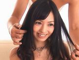 Aino Kishi Asian doll has a nice round ass
