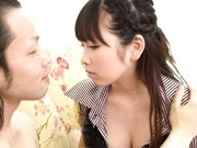 Rico Yamaguchi Asian model is fucked hard