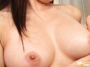 Big Titted Teen In Stockings Takes A Deep Drilling