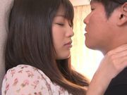 Superb Asian Miku Sunohara pleases male with hard sex