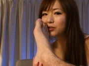 Cute Yuu Asakura loves being fucked hard!
