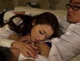 Hot milf Kamika Ichijou pleases her naughty boss picture 13