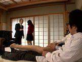 Hot milf Kamika Ichijou pleases her naughty boss