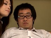 Hot milf Kamika Ichijou pleases her naughty boss