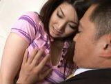 Mao Hot Asian babe gets a pussy licking picture 12