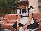 Hot Asian Maid Kokomi Naruse Banged picture 4