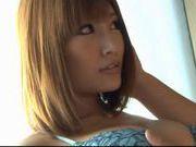 Kirara Asuka pussy fingering action