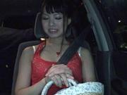 Ruka Ishikawa sexy Asian masseuse gives special treatment to customer