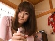Big Breasted Yuma Asami Bounces While She Rides