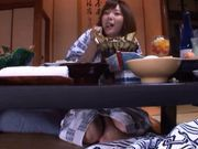 Yuma Asami hot doggy style action