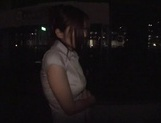 MILF Yuna Shiina Masturbates While Waiting For Her Facial picture 4