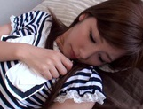 Eiro Chika Fucked And Jizzed On In Her Schoolgirl Clothes picture 13