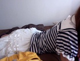 Eiro Chika Fucked And Jizzed On In Her Schoolgirl Clothes
