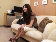 Ameri Ichinose Asian model is tied up and teased