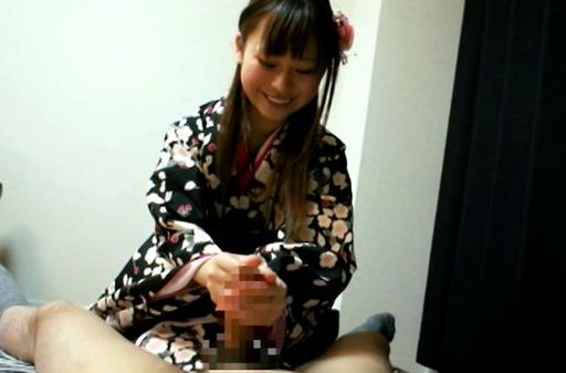 Fucking Shizuku Hasegawa in her kimono with sexy creampied pussy end