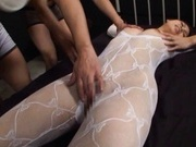 Sara Serizawa wild masturbation session