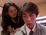 Hot japanese hottie Sarina Takeuchi loves fucking picture 5