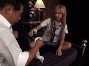 Superb japanese model Julia Tachibana gets deep fucked