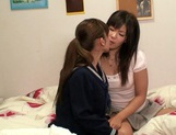 Sexy Teen Schoolgirls Have Fun With Their Lesbian Sex