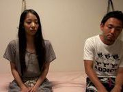 Nice Japanese AV Model teen enjoys pussy stimulation