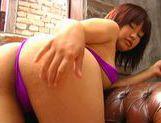 Yukari Fujima Odd Fingering