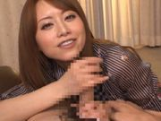 Akiho Yoshizawa Japanese model enjoys a hard fucking