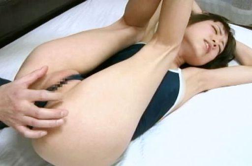 Kurara Asian doll gets her pussy fingered