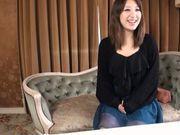 Amazing Japanese teen gets seduced into fucking hard