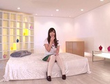 Sexy Teen Yui Fujishima Gets Her Body Plowed Hard picture 2