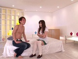 Sexy Teen Yui Fujishima Gets Her Body Plowed Hard picture 4