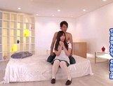 Sexy Teen Yui Fujishima Gets Her Body Plowed Hard