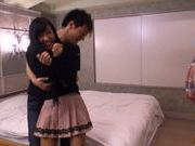 Nana Ogura Asian babe fucked by horny guy