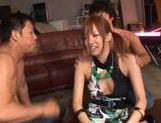 Sexy Akina Ishika Sucks And Fucks Two Horny Studs