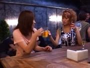 Kirara Asuka Asian model fucks two horny guys