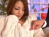 Risa Tsukino gets a nice rear fuck! picture 7