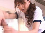 Sexy Japanese pussy fingering