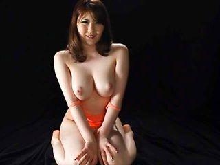 Momoka Nishina Asian babe has big boobs