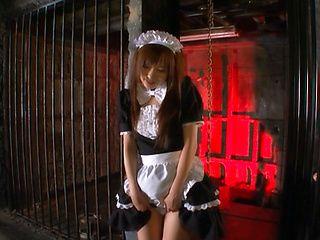 Yuu Asakura Sexy Asian model in cosplay sex