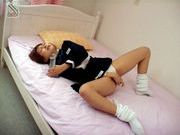 Sayaka Hagiwara hot toy insertionhorny asian, asian ass, asian schoolgirl}