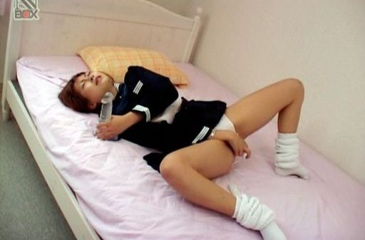 Sayaka Hagiwara hot toy insertion
