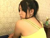 Busty Ayano Umemiya Fucked On The Couch By An Interviewer picture 7